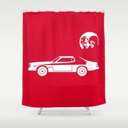 Ford Gran Torino Shower Curtain