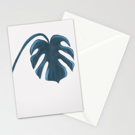 Moderna Monstera V.5 Stationery Cards