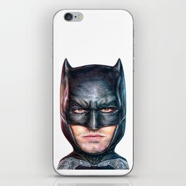 Bat Bobble iPhone Skin