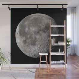 The Moon - Waning Gibbous Wall Mural