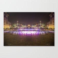 flashground Canvas Print