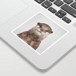 Otter - Colorful Sticker