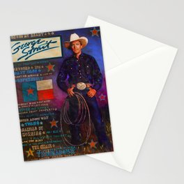 George Strait Stationery Cards