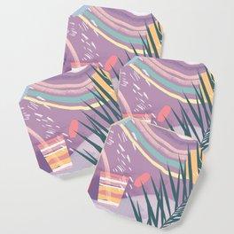 Summer Pastels Coaster