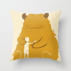 Everything Will Be Alright Throw Pillow