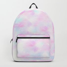 Mirorring Watercolor Victorian Woman style Backpack