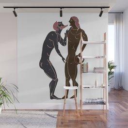 Greek gay rituals Wall Mural