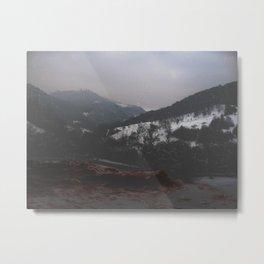 Valea Sangelui II Metal Print