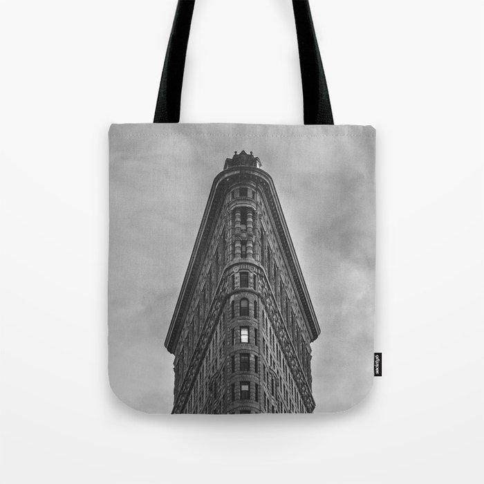 Flat Iron Building - New York Tote Bag