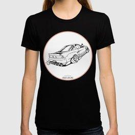 Crazy Car Art 0191 T-shirt