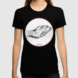 Crazy Car Art 0191 T-shirt
