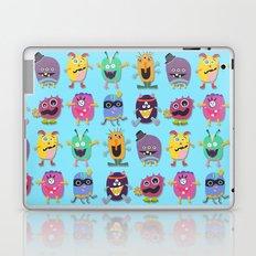 monsters Laptop & iPad Skin