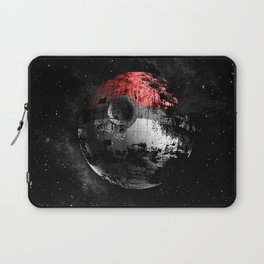 Poked to Death 3D Laptop Sleeve
