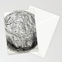 Accepting Charismatic Power Stationery Cards