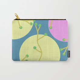 Exotic Modern Art Pattern Carry-All Pouch