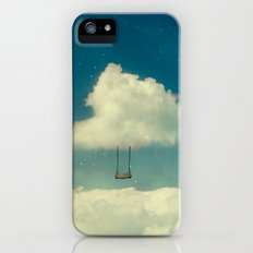 Silver Lining iPhone (5, 5s) Slim Case