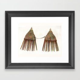 The New Twin Towers Framed Art Print