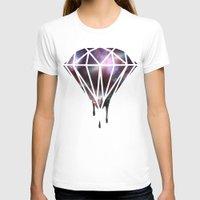 diamond T-shirts featuring Diamond by jeff'walker