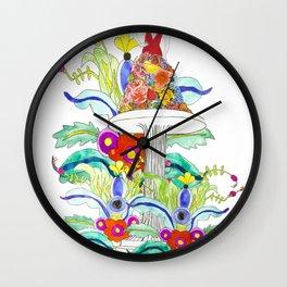 Daga Wall Clock