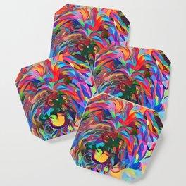 Abstract Doggo Coaster
