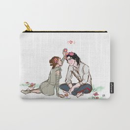 Ben Solo in Love Carry-All Pouch
