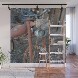 Bicicleta Wall Mural
