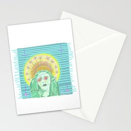 """Pastel Oppression""  Stationery Cards"