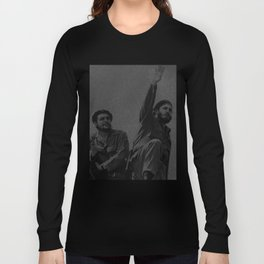 Che Guevara & Fidel Castro in 1961 Long Sleeve T-shirt