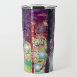 Lights And Tree Tether Facelift Travel Mug