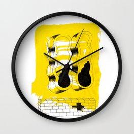 EYEZ I Wall Clock