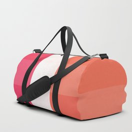 Case Study No. 71 | Coral + Fuchsia Duffle Bag