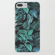 Tropical Garden iPhone 7 Plus Slim Case