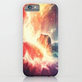 Deep space, mashups #6 iPhone Case