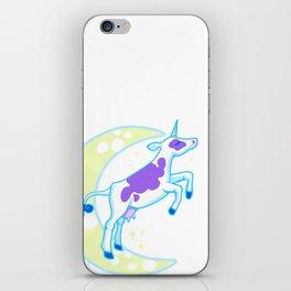 Majestic Moonicorn iPhone Skin