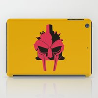gladiator iPad Cases featuring Gladiator by FilmsQuiz