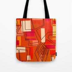 The Hat Dance Tote Bag