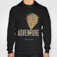 UP - Adventure Is Out There! Hoody