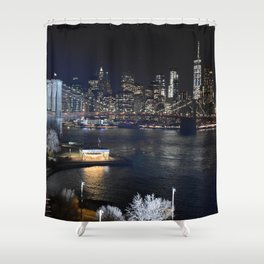 Pick a Side Shower Curtain