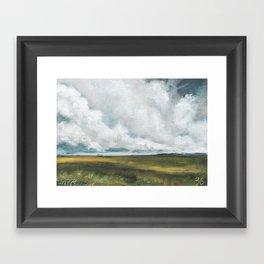 96/100 Framed Art Print