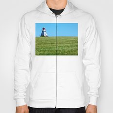 Lighthouse and the Crop Field Hoody