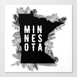 Minnesota Pine Canvas Print