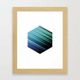 Color Box by [PE] Framed Art Print