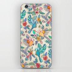 Whimsical Summer Flight iPhone & iPod Skin