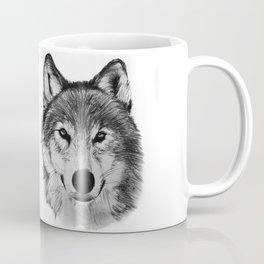 Vulpes vulpes, canis lupus Coffee Mug