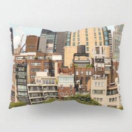 New York architecture Pillow Sham