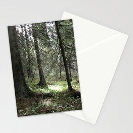 Mitt stille land Stationery Cards