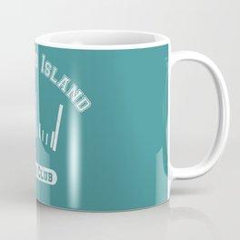 Edwards Island Radio Club Coffee Mug