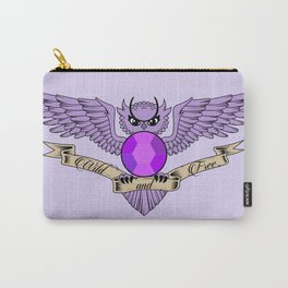 Amethyst Tattoo Carry-All Pouch