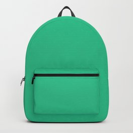 Turquoise Green Backpack