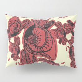 Gipsy heart Pillow Sham